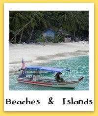 Beaches & Islands