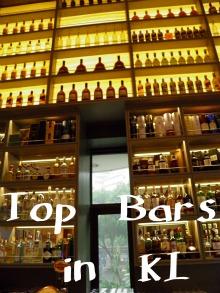 Top Bars In Kuala Lumpur