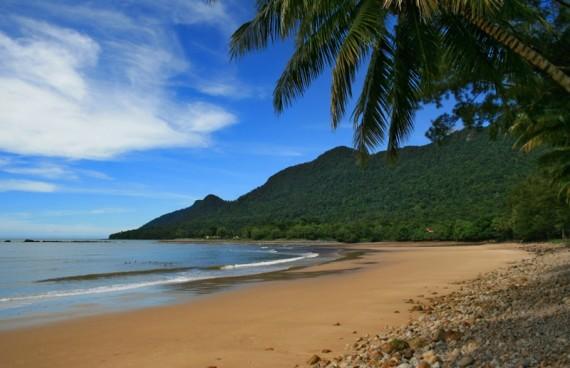 Idyllic beach photo. Copyright belongs to its owner.