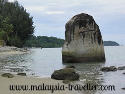Horse Head Rock, Pulau Besar