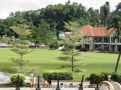 Raub Heritage Trail - Padang