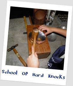 School of Hard Knocks - Royal Selangor