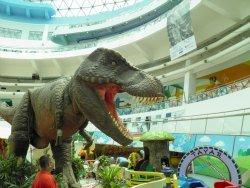 Dinos Alive! at Science Museum, Kuala Lumpur