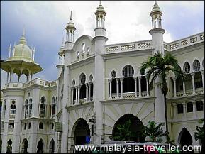Old Kuala Lumpur Railway Station