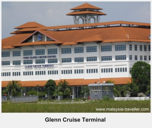 Glenn Cruise Terminal, Pulau Indah