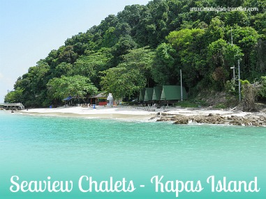 Seaview Chalets - Kapas Island