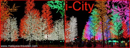 City of Digital Lights, i-City, Shah Alam