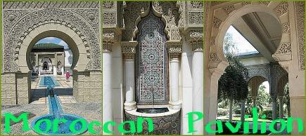 Moroccan Pavilion,Putrajaya Botanical Gardens