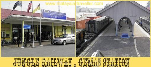 Jungle railway, Malaysia