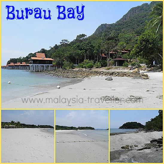 Langkawi Beaches Burau Bay