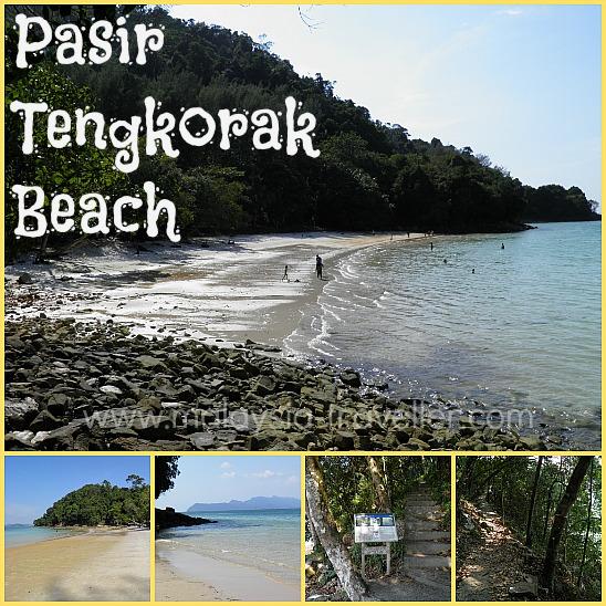Langkawi Beaches Pasir Tengkorak