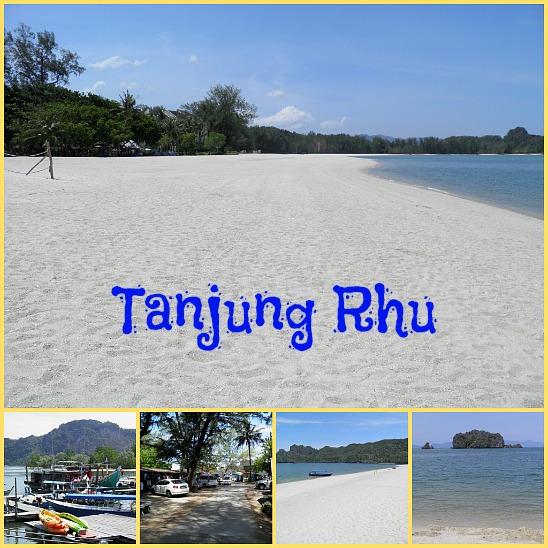 Langkawi Beaches Tanjung Rhu