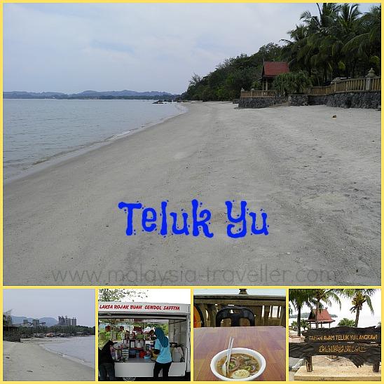 Langkawi Beaches Teluk Yu