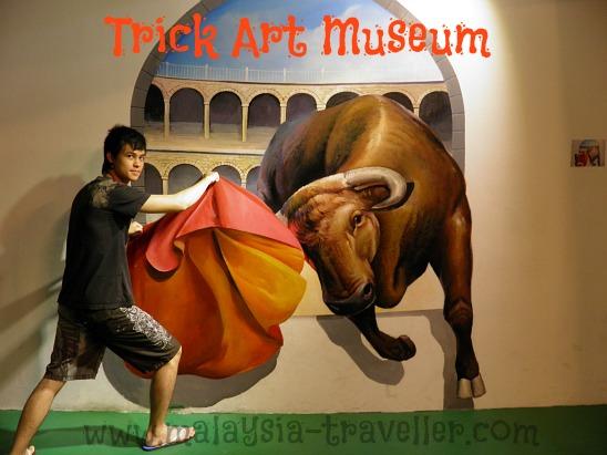 Trick Art Museum @ i-City