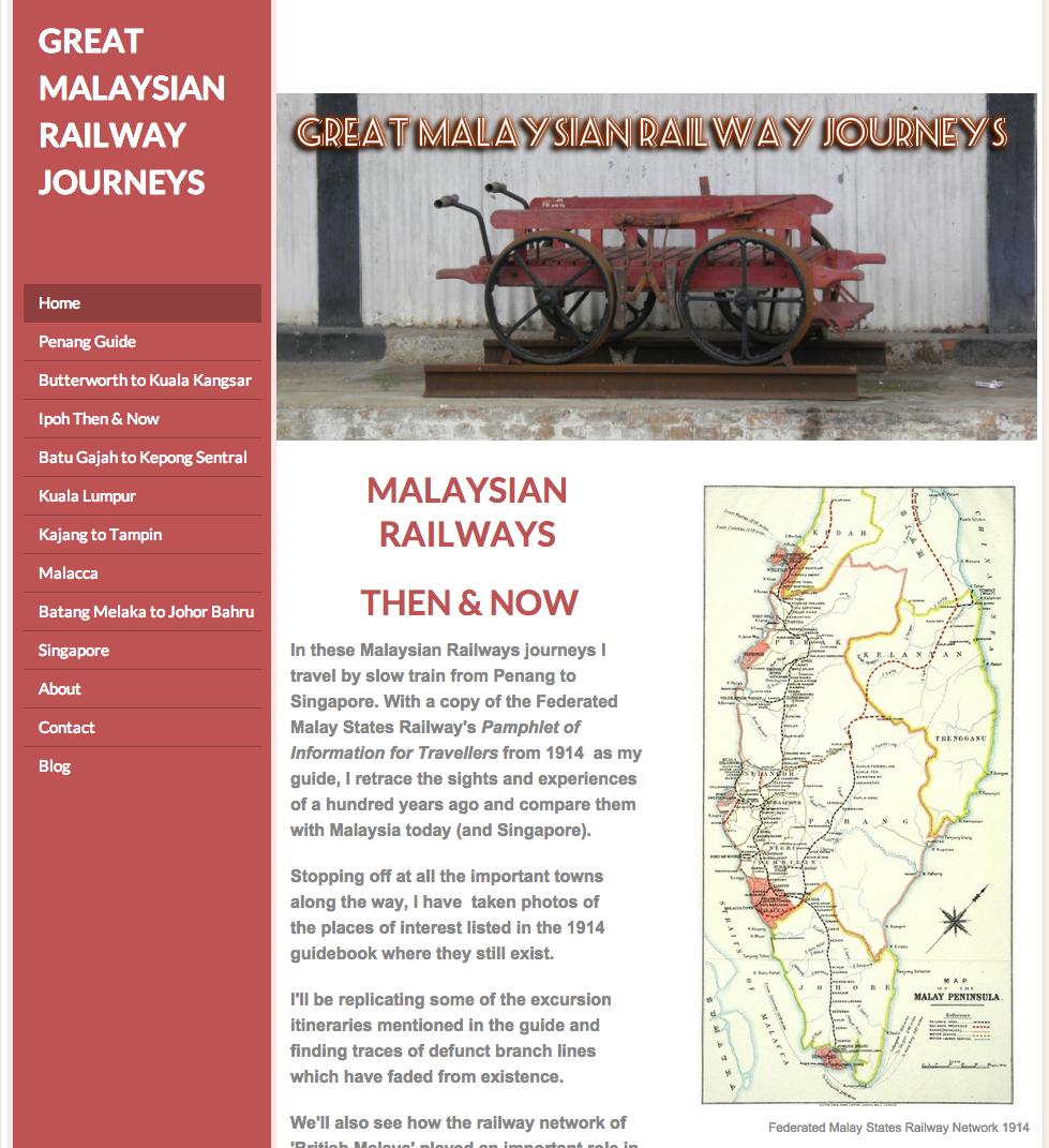 Great Malaysian Railway Journeys