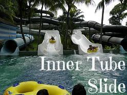 Inner Tube Slide, A'Famosa Water Park