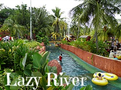 Lazy River , A'Famosa Water Park