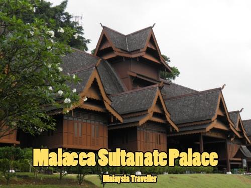 Melaka Sultanate Palace