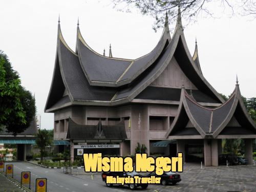 State Secretariat, Seremban