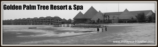 Golden Palm Tree Resort & Spa, Bagan Lalang Beach