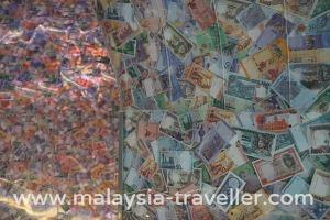 Money Tunnel at Bank Negara Museum
