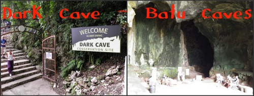 Batu Caves - Dark Cave