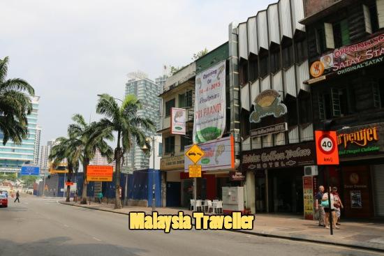 Bintang Walk, Jalan Bukit Bintang, Kuala Lumpur