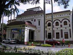 Biomedical Museum Entrance