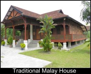 Traditional Malay House, Brickfields