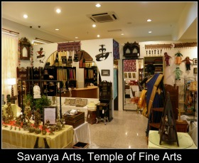 Savanya Arts, Temple of Fine Arts, Brickfields