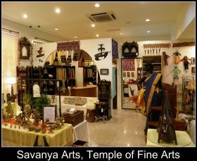Savanya Arts, Temple of Fine Arts, Brickfields