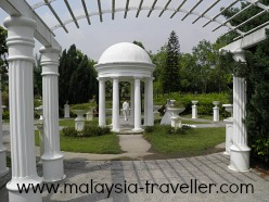 Englang garden at Bukit Jalil Park