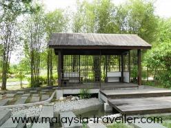 Japan garden at Bukit Jalil Park