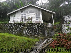 Bukit Larut Accommodation
