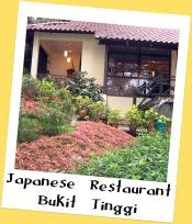 Ryo Zen Tei Restaurant, Bukit Tinggi