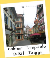 Colmar Tropicale Resort, Berjaya Hills