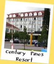 Century Pines Hotel, Cameron Highlands