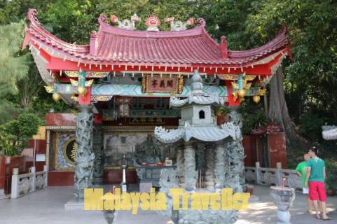 Guan Di Pavilion at Then Sze Khoon