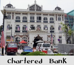 Old Chartered Bank Building