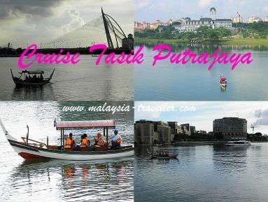 Cruise Tasik Putrajaya dondang sayang perahu love cruise
