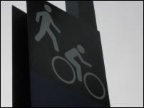 Cycling in Putrajaya