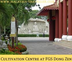 FGS Dong Zen Temple, Jenjarom