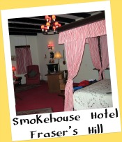 Smokehouse Hotel Fraser's Hill