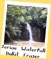 Jeriau Waterfall Bukit Fraser
