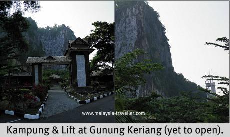 Gunung Keriang Lift