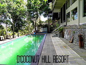D'Coconut Hill Resort, Gunung Raya