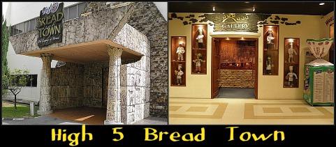 High 5 Bread Town (bread museum), Shah Alam