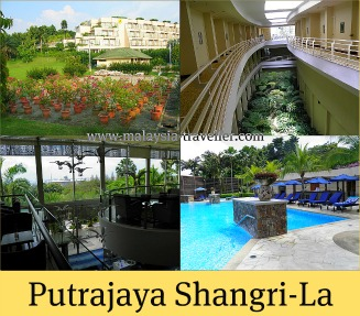 Hotels In Putrajaya - Putrajaya Shangri-La