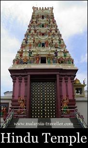 Hindu Temple, Johor Bahru