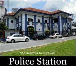Sentral Police Station, JB